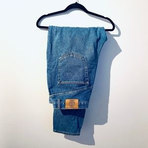 Vintage Plus Size Mom Jeans | Cotton Ginny